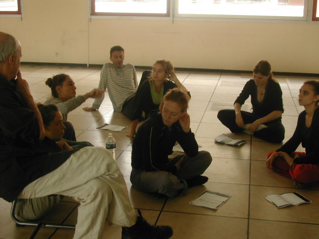 session de recherche professionnelle juin 2010