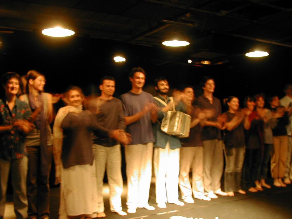spectacle d'atelier 2007/2008